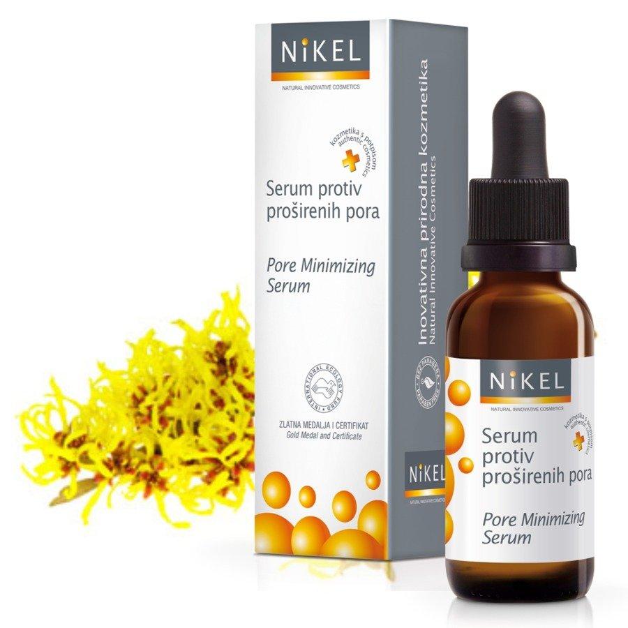 Nikel Serum minimalizujące pory z ekstraktem z oczaru wirginijskiego