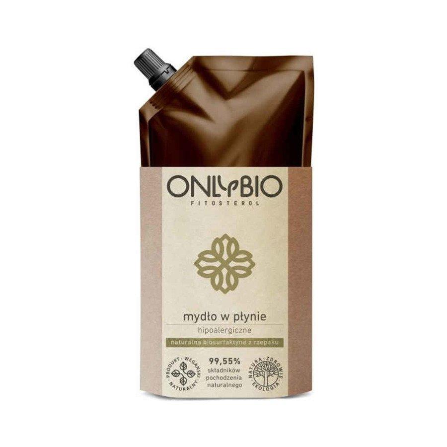 OnlyBio Hipoalergiczne mydło w płynie refill 500 ml