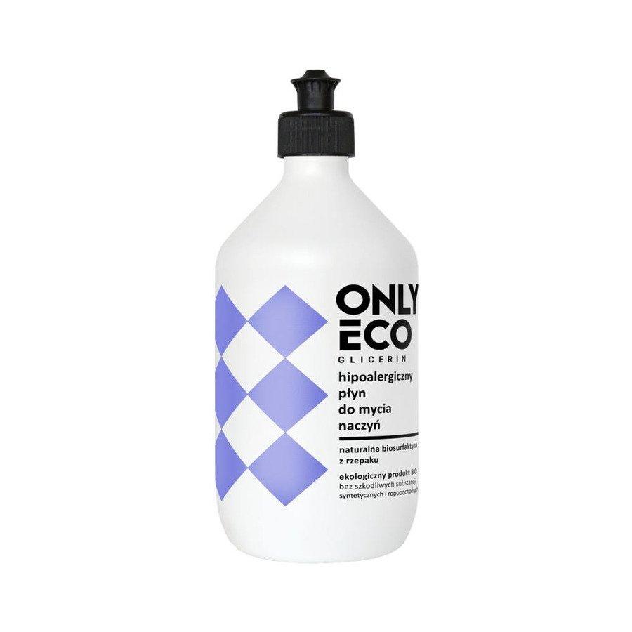 OnlyEco Hipoalergiczny płyn do mycia naczyń 500 ml