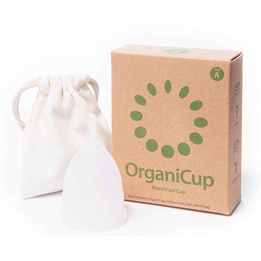 OrganiCup Kubeczek menstruacyjny rozmiar A