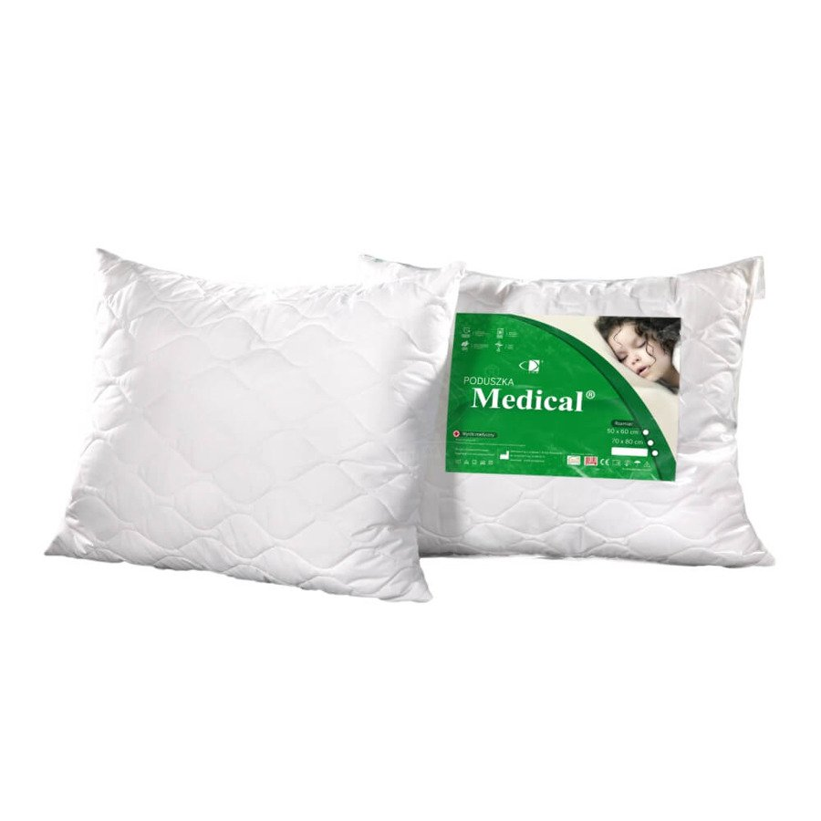 Poduszka antyalergiczna AMW Medical 50x80