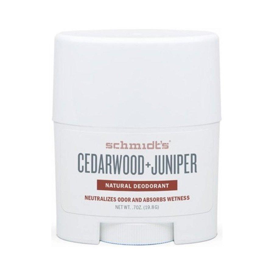 Schmidt's Dezodorant w sztyfcie drzewo cedrowe i jałowiec 19,8 g