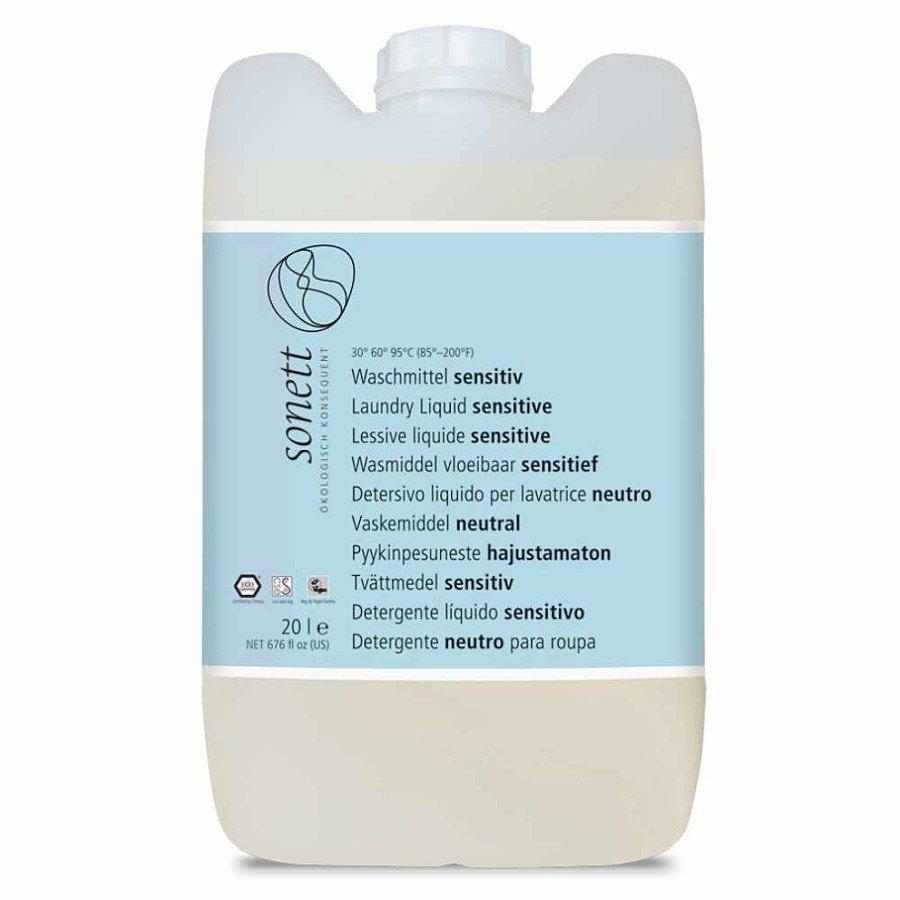 Sonett Sensitiv Naturalny płyn do prania 20 l
