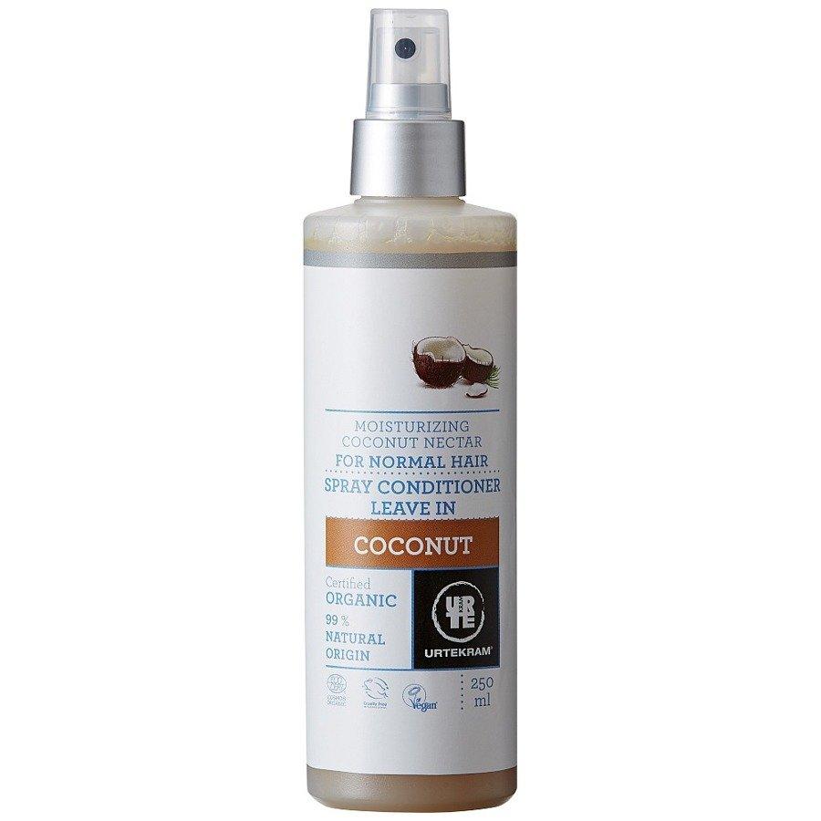Urtekram Odżywka do włosów kokosowa w sprayu