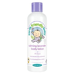 Earth Friendly Baby Organiczny balsam do ciała o zapachu lawendy 250 ml