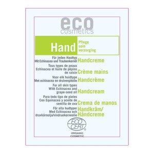Eco Cosmetics Krem do rąk z echinaceą 2 ml