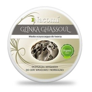 Nacomi Glinka ghassoul 100 ml